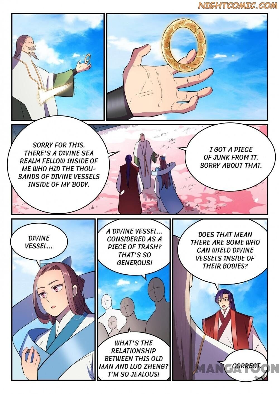 Manga Apotheosis - Chapter 477 Page 13