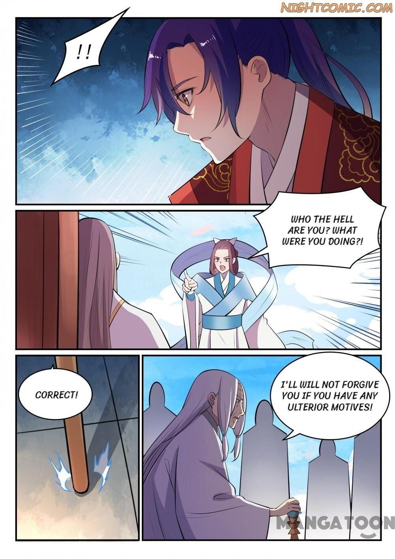 Manga Apotheosis - Chapter 477 Page 10