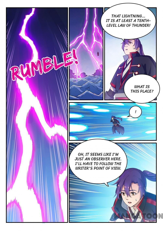 Manga Apotheosis - Chapter 489 Page 1