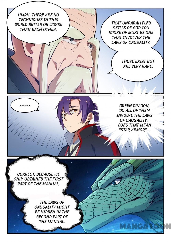 Manga Apotheosis - Chapter 489 Page 6