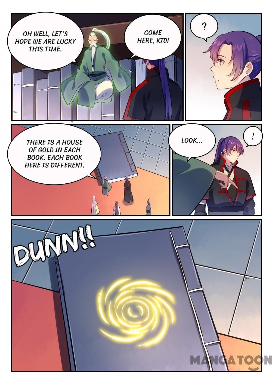 Manga Apotheosis - Chapter 488 Page 12