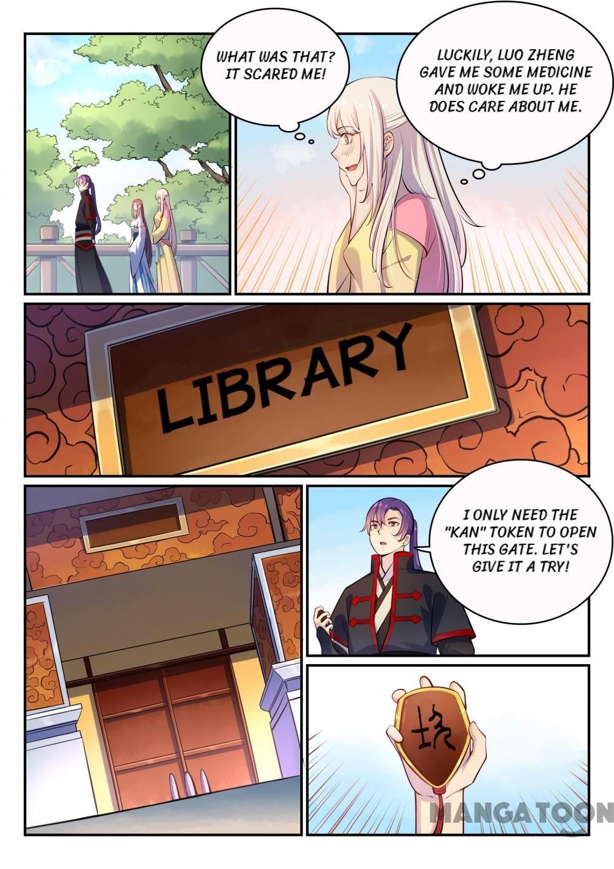 Manga Apotheosis - Chapter 488 Page 5