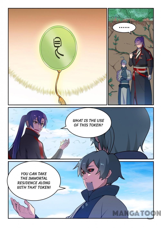 Manga Apotheosis - Chapter 487 Page 11