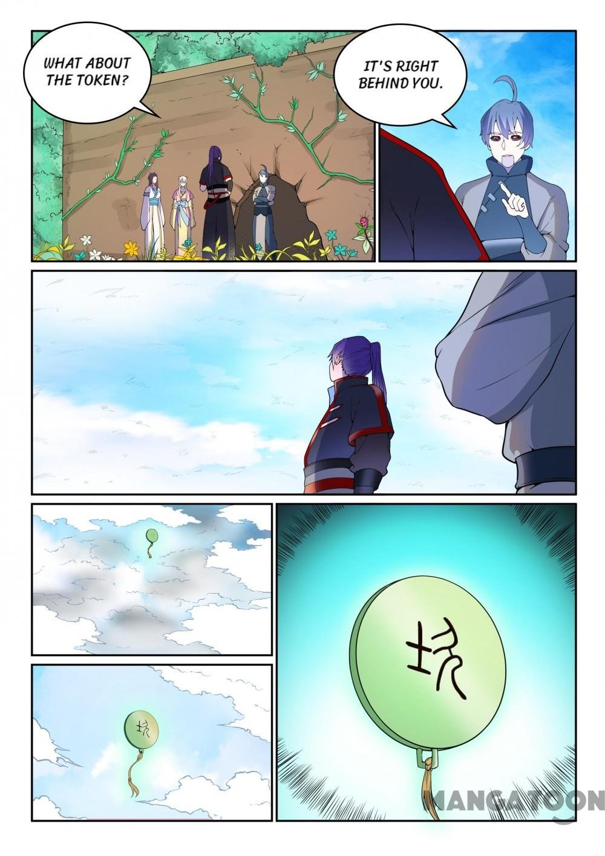 Manga Apotheosis - Chapter 487 Page 7