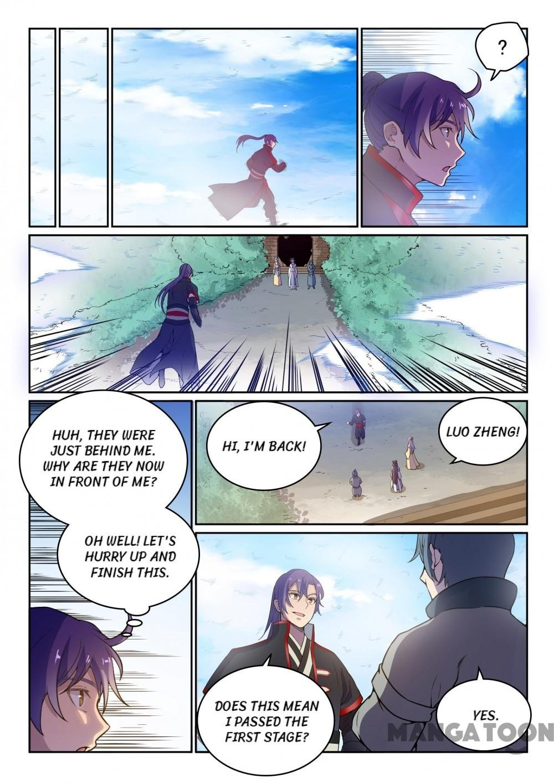 Manga Apotheosis - Chapter 487 Page 6