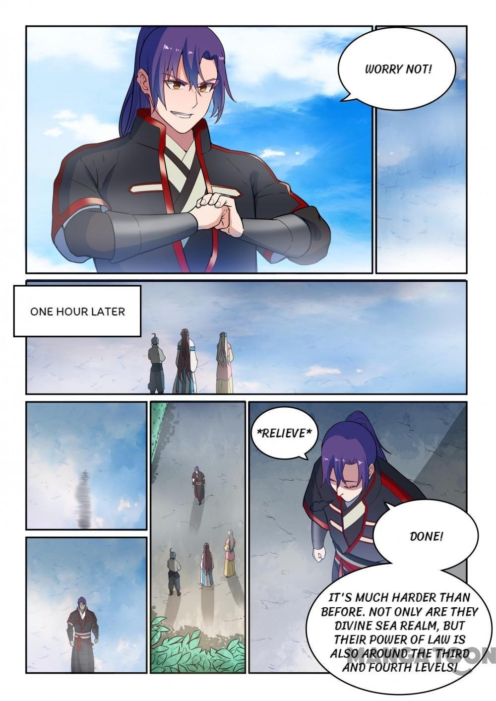 Manga Apotheosis - Chapter 487 Page 10
