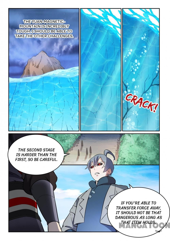 Manga Apotheosis - Chapter 487 Page 9
