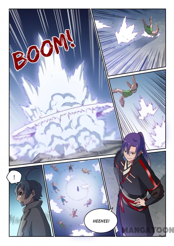 Manga Apotheosis - Chapter 487 Page 4