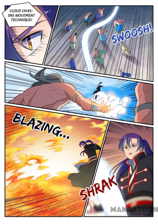 Manga Apotheosis - Chapter 486 Page 11