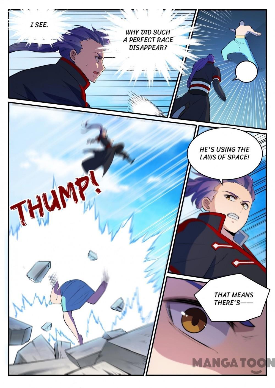 Manga Apotheosis - Chapter 486 Page 15