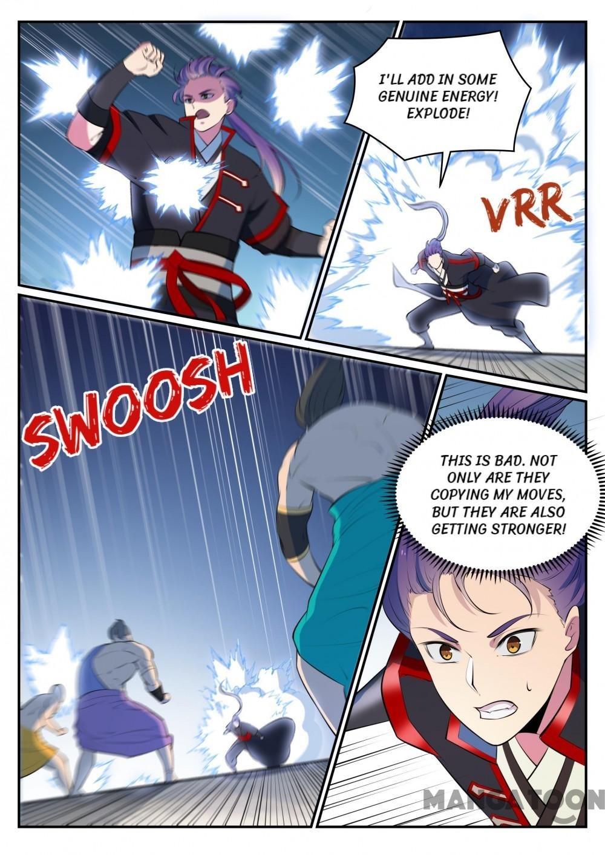 Manga Apotheosis - Chapter 486 Page 8