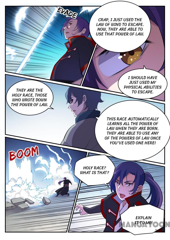 Manga Apotheosis - Chapter 486 Page 12