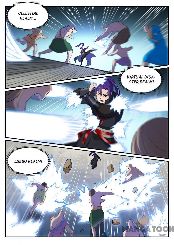 Manga Apotheosis - Chapter 486 Page 9