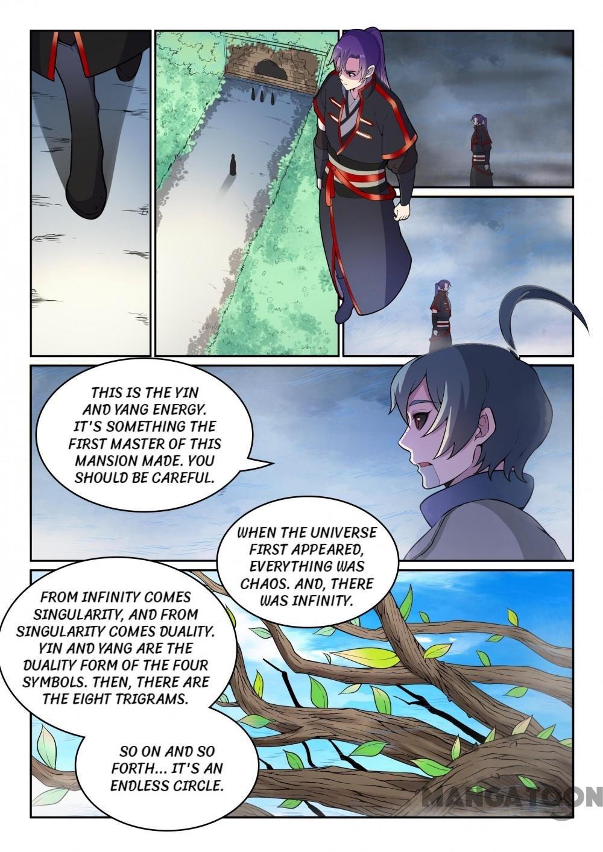 Manga Apotheosis - Chapter 485 Page 12