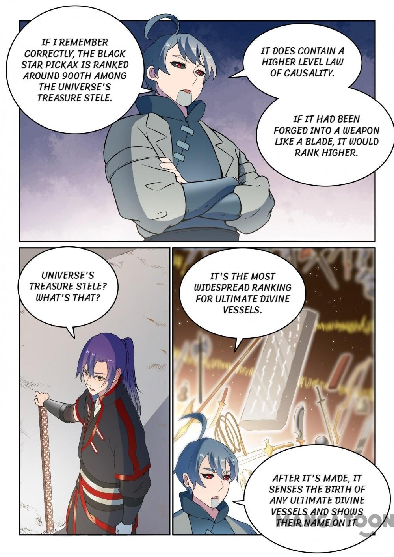 Manga Apotheosis - Chapter 485 Page 8