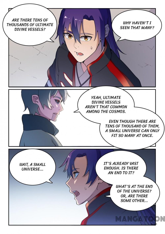 Manga Apotheosis - Chapter 485 Page 9