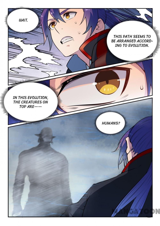 Manga Apotheosis - Chapter 485 Page 16