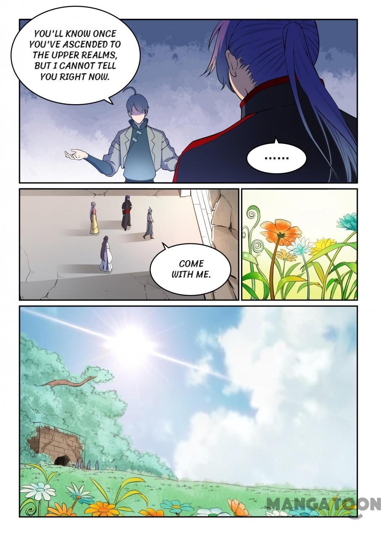 Manga Apotheosis - Chapter 485 Page 10