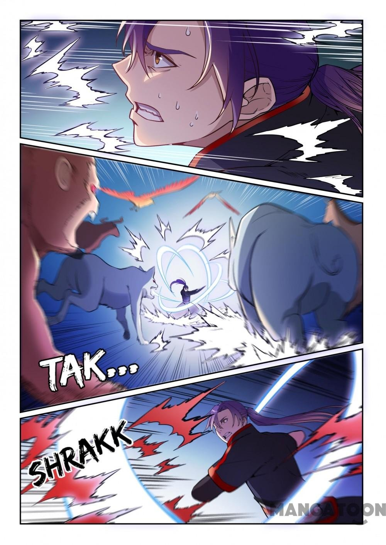 Manga Apotheosis - Chapter 485 Page 15