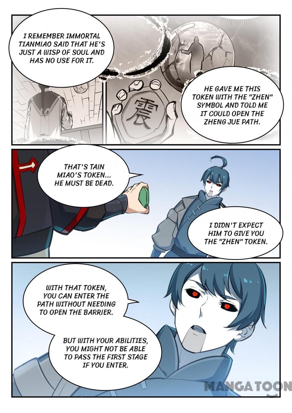 Manga Apotheosis - Chapter 484 Page 13