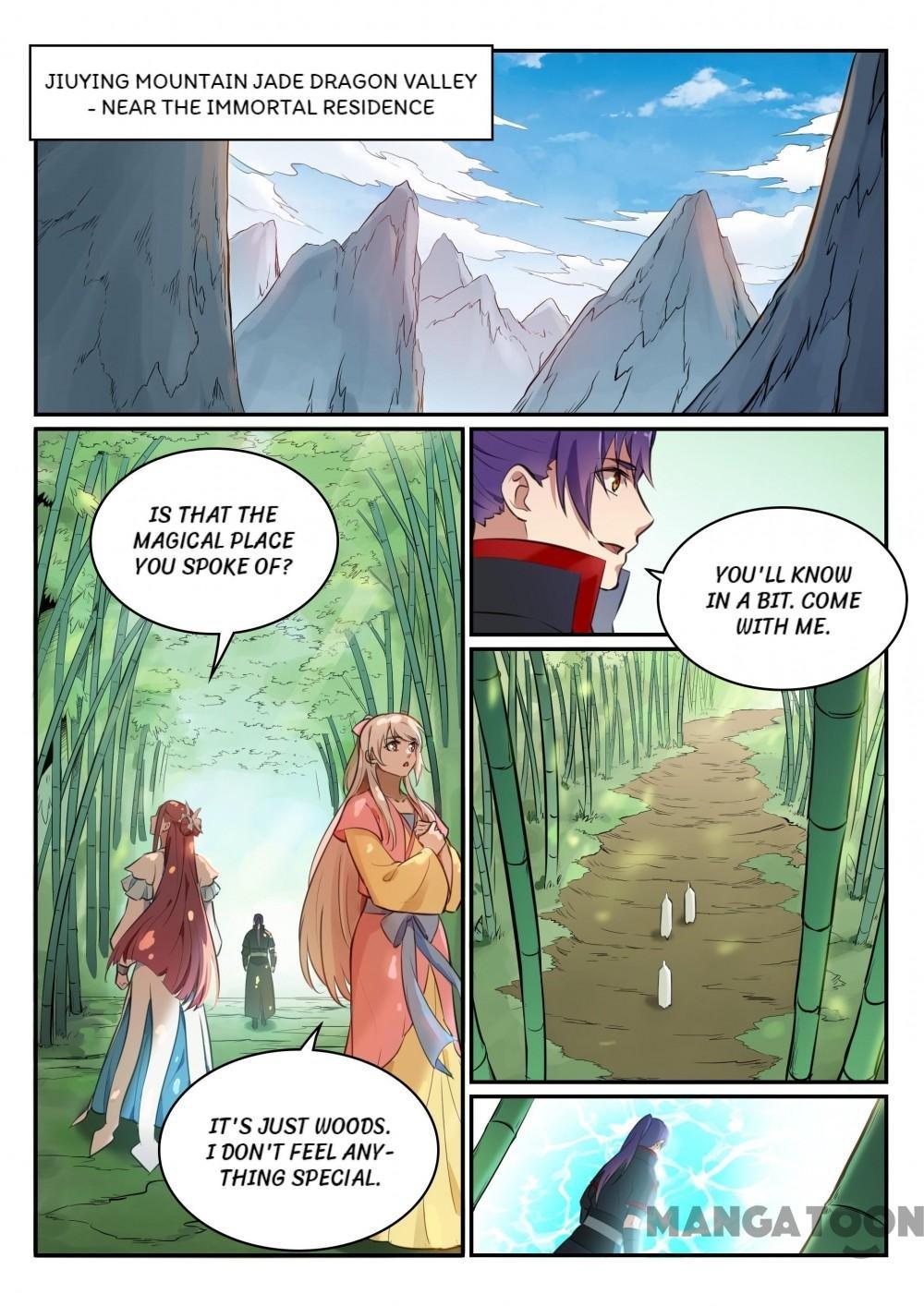 Manga Apotheosis - Chapter 484 Page 2