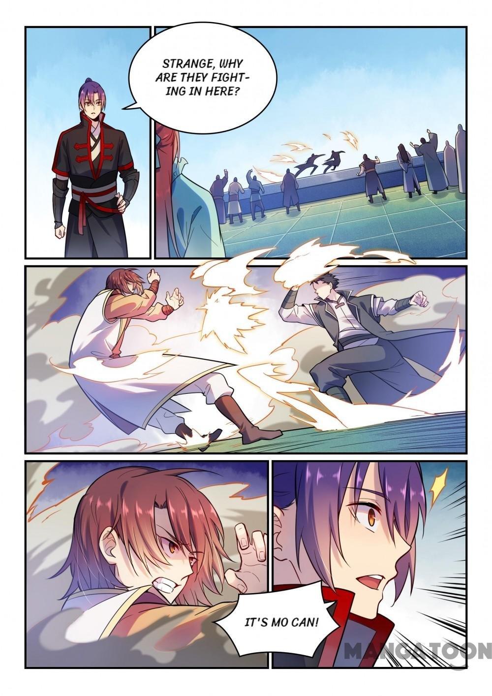 Manga Apotheosis - Chapter 483 Page 3