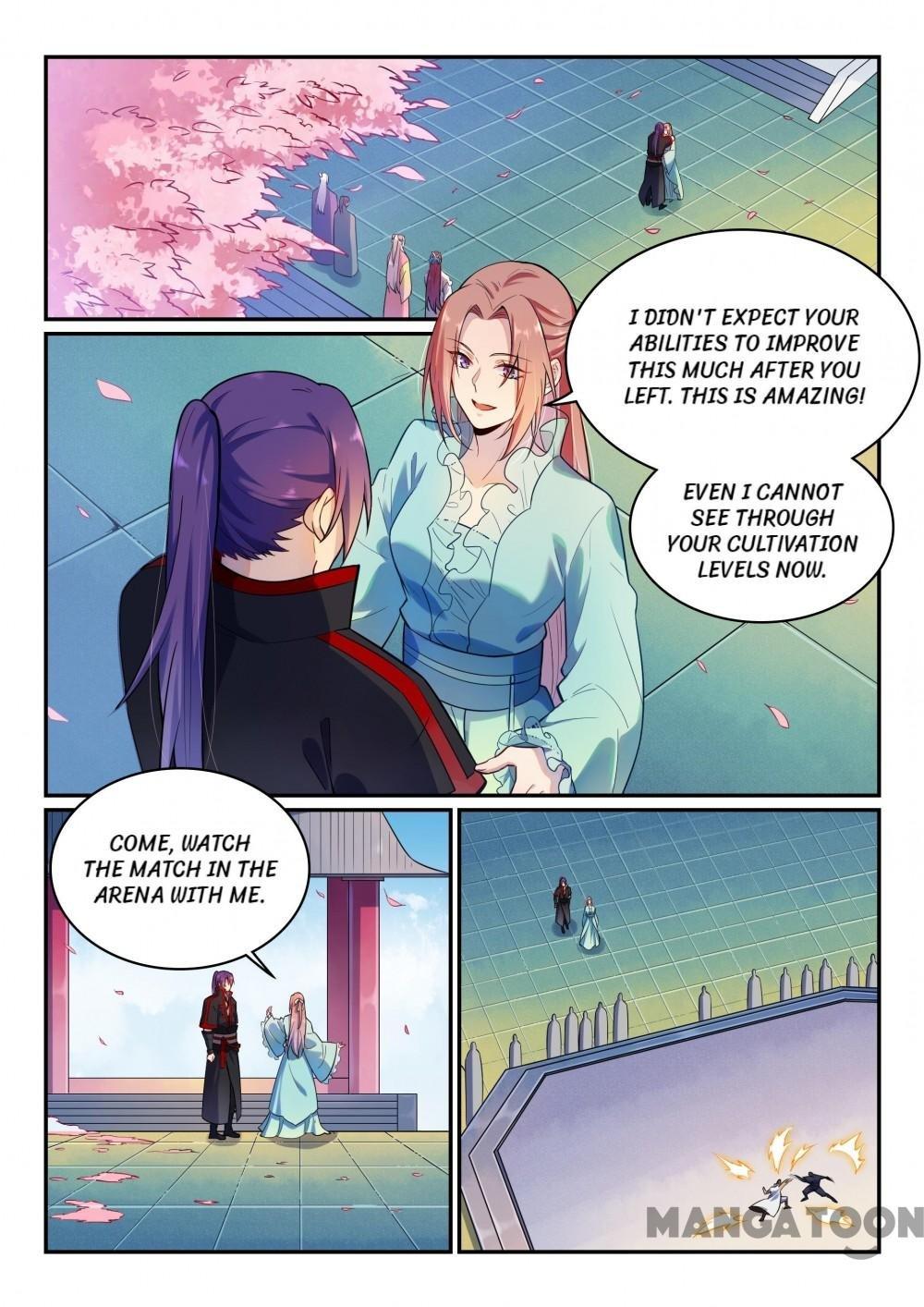 Manga Apotheosis - Chapter 483 Page 2