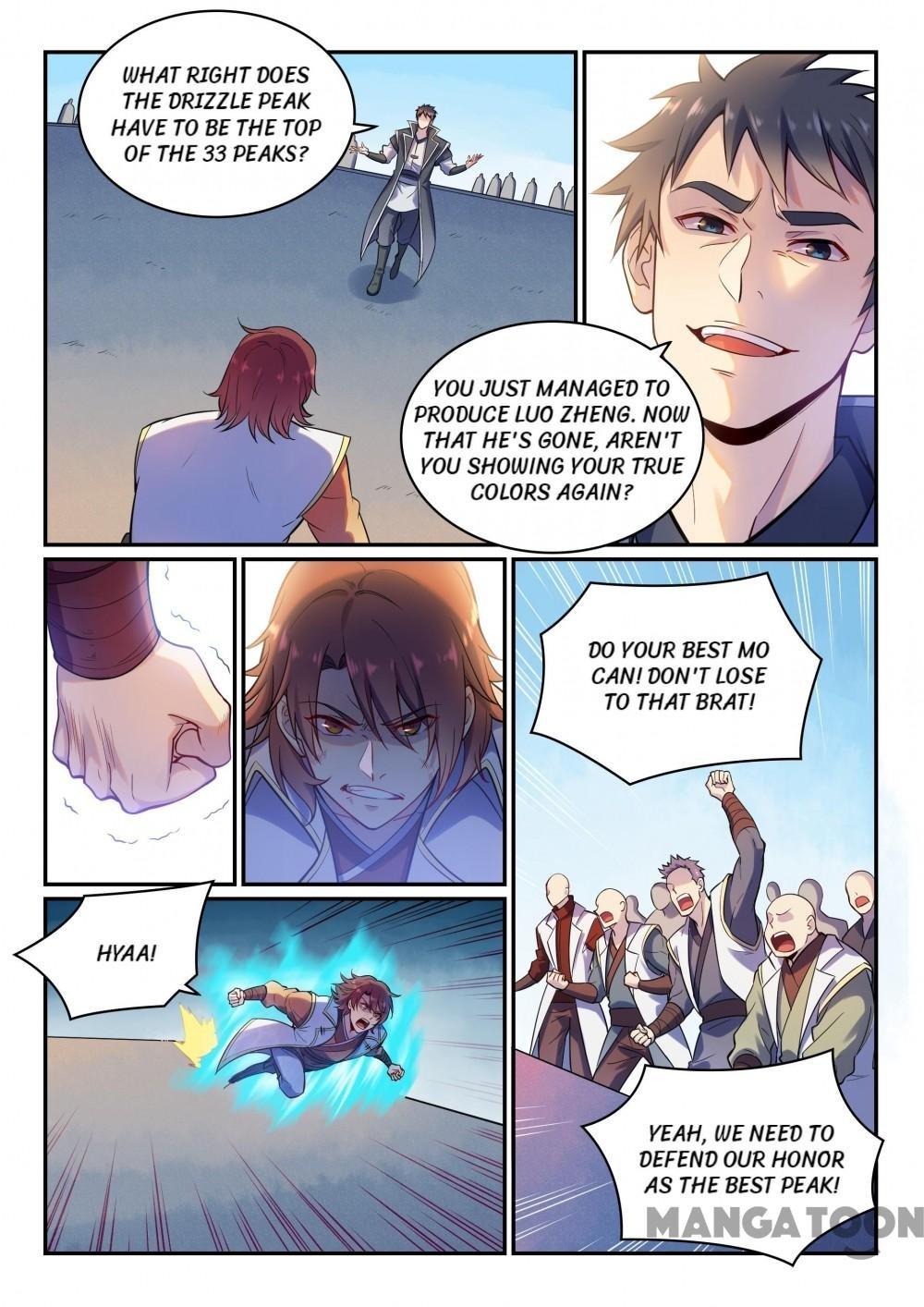 Manga Apotheosis - Chapter 483 Page 5