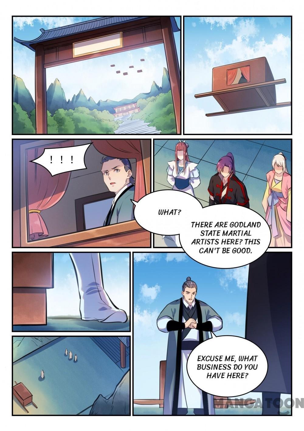 Manga Apotheosis - Chapter 482 Page 5