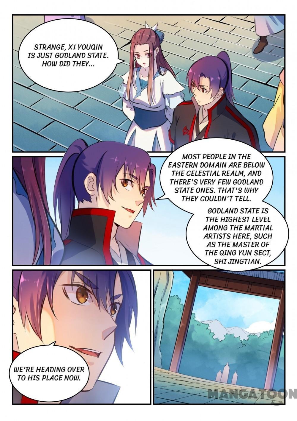 Manga Apotheosis - Chapter 482 Page 4