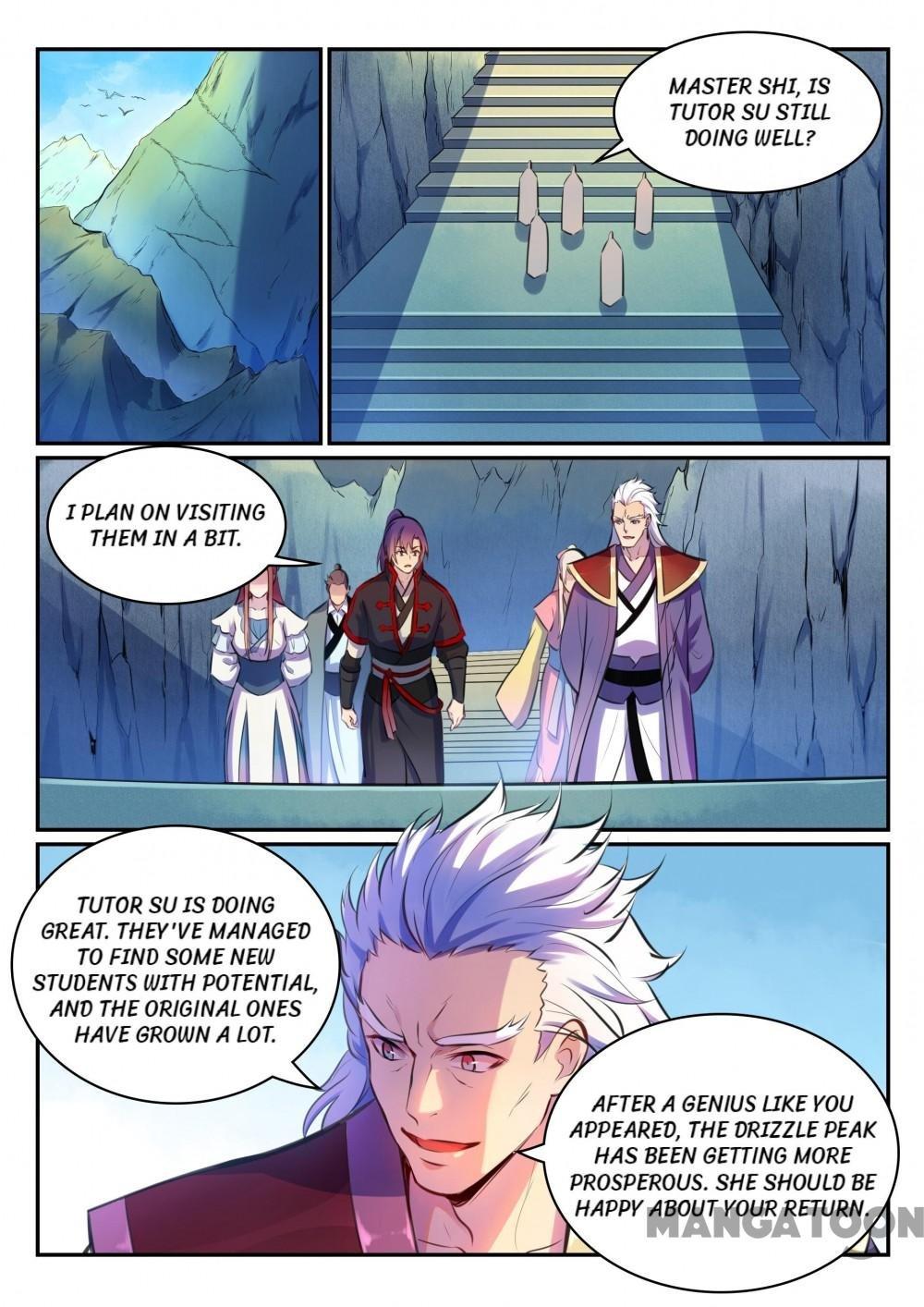 Manga Apotheosis - Chapter 482 Page 14