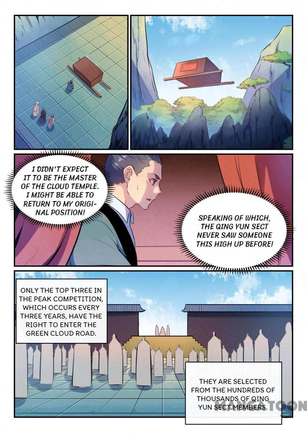 Manga Apotheosis - Chapter 482 Page 10