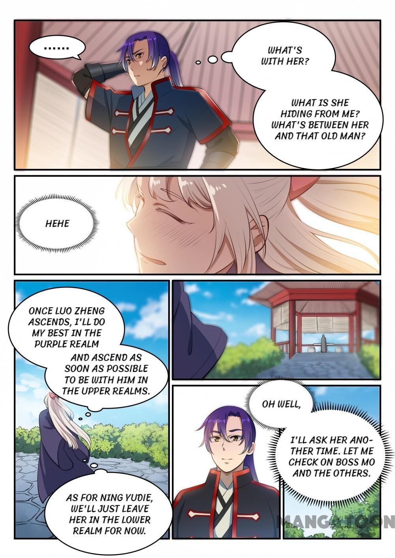 Manga Apotheosis - Chapter 481 Page 10