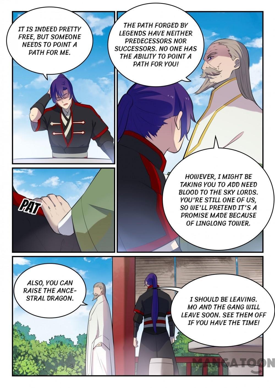 Manga Apotheosis - Chapter 481 Page 7