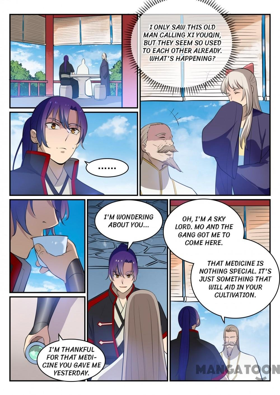 Manga Apotheosis - Chapter 481 Page 4