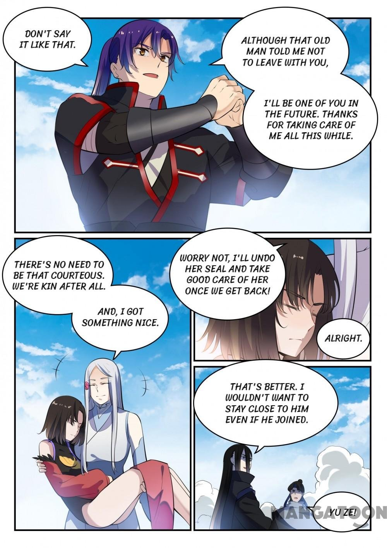 Manga Apotheosis - Chapter 481 Page 12