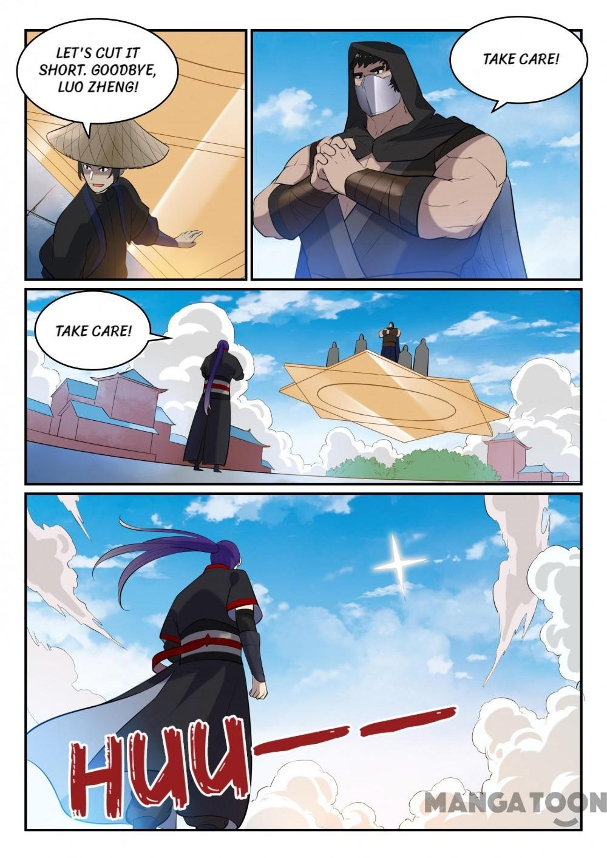 Manga Apotheosis - Chapter 481 Page 13