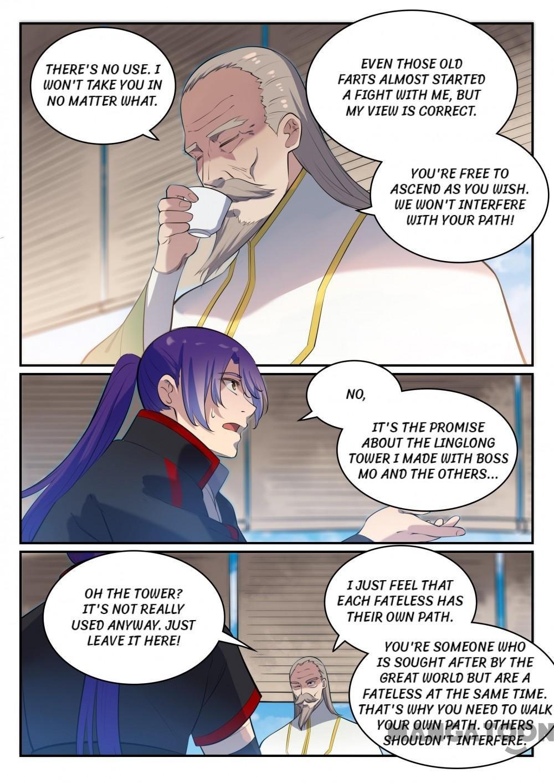 Manga Apotheosis - Chapter 481 Page 6