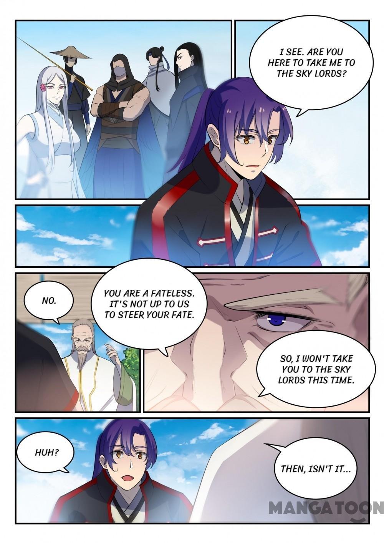 Manga Apotheosis - Chapter 481 Page 5