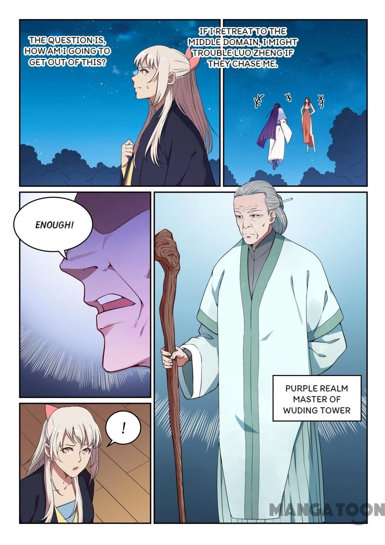 Manga Apotheosis - Chapter 480 Page 7