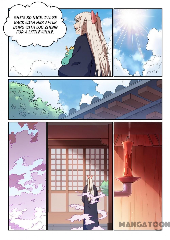 Manga Apotheosis - Chapter 480 Page 16
