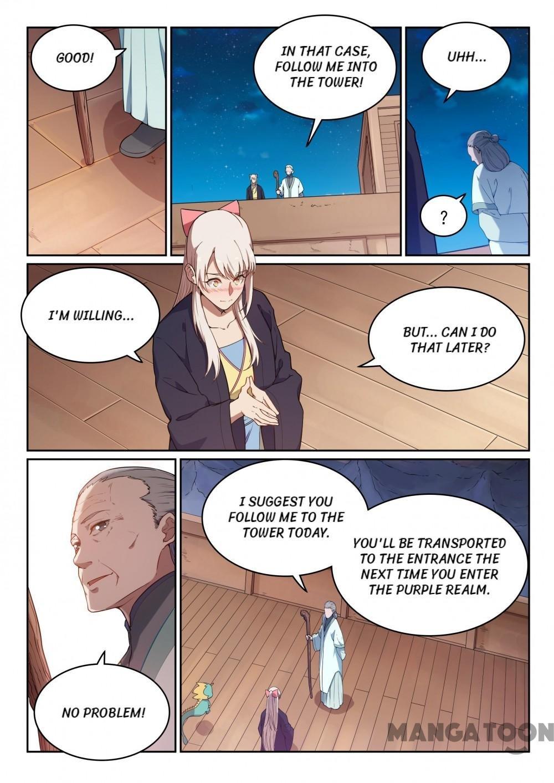 Manga Apotheosis - Chapter 480 Page 13
