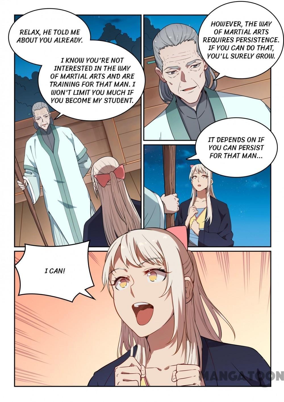 Manga Apotheosis - Chapter 480 Page 12