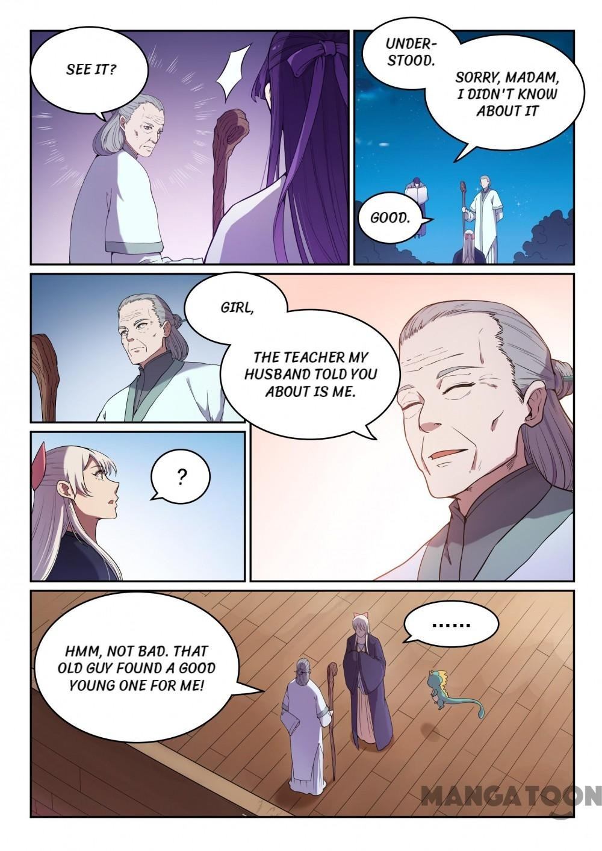 Manga Apotheosis - Chapter 480 Page 10
