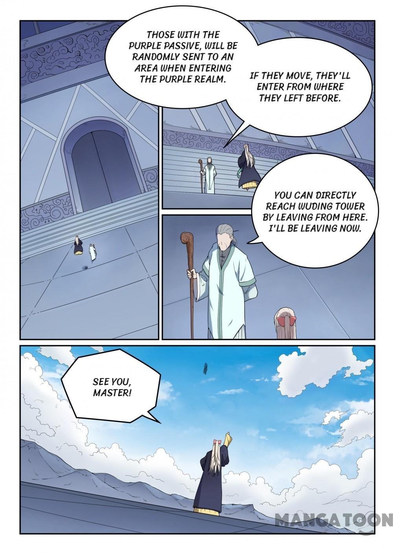 Manga Apotheosis - Chapter 480 Page 15