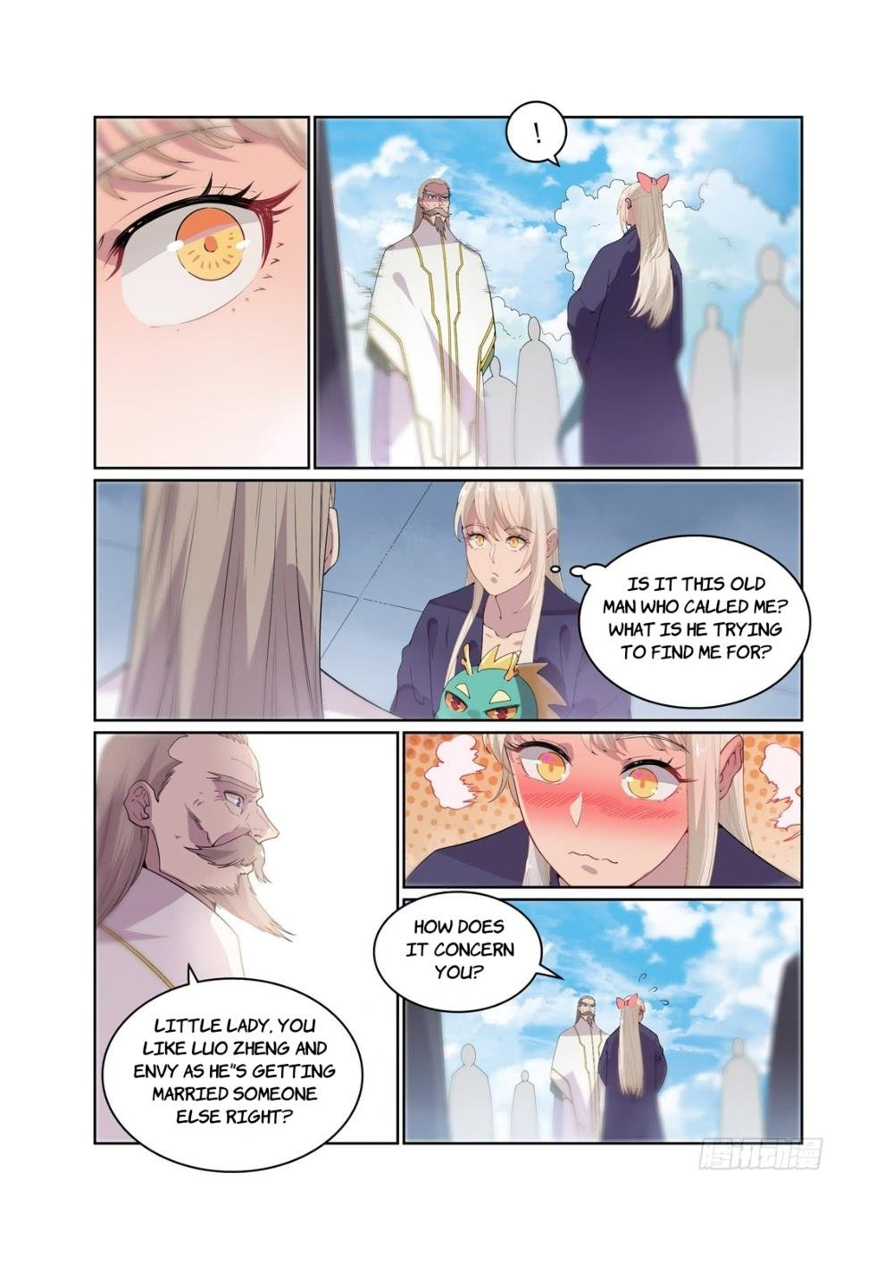 Manga Apotheosis - Chapter 478 Page 2