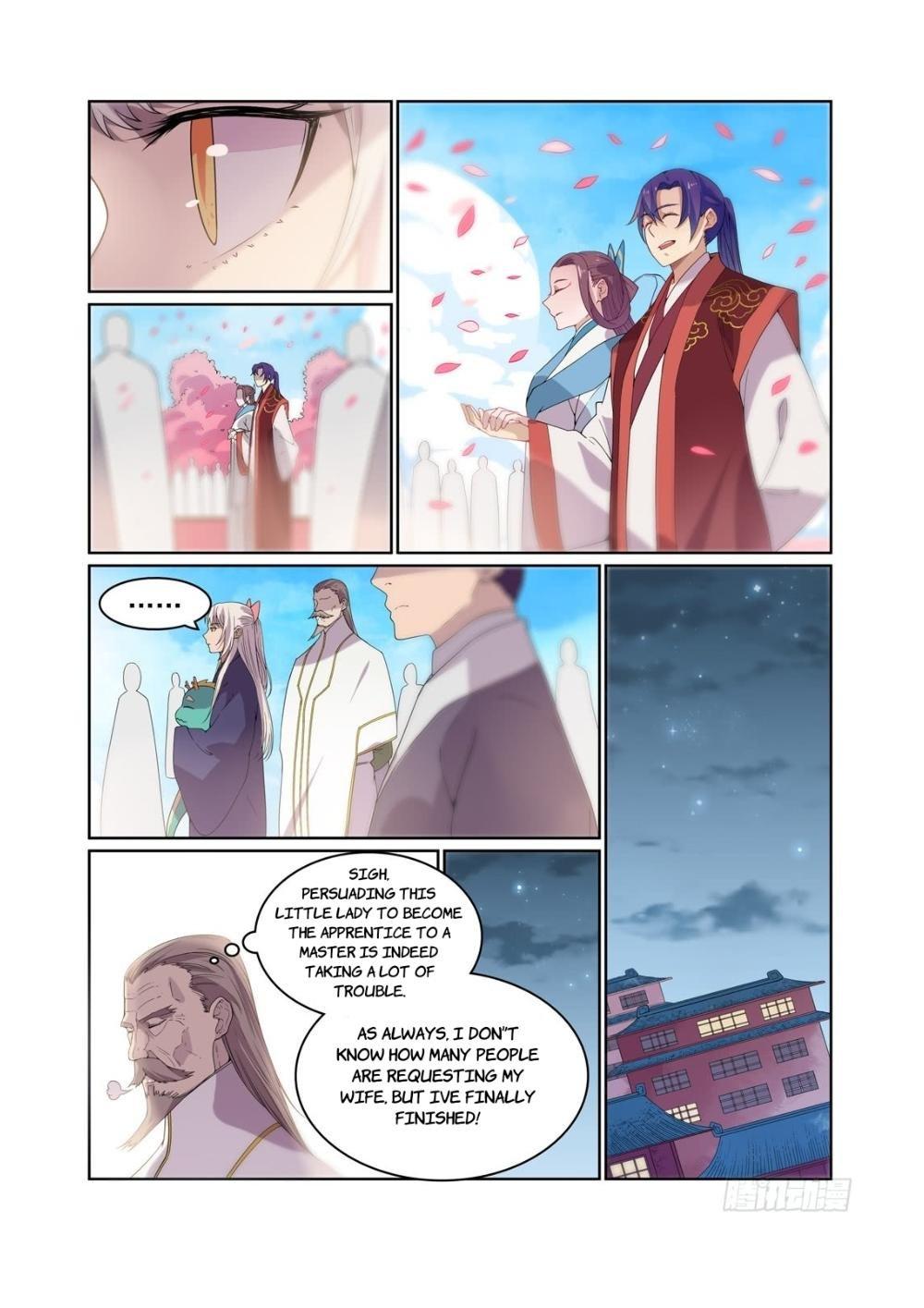 Manga Apotheosis - Chapter 478 Page 9