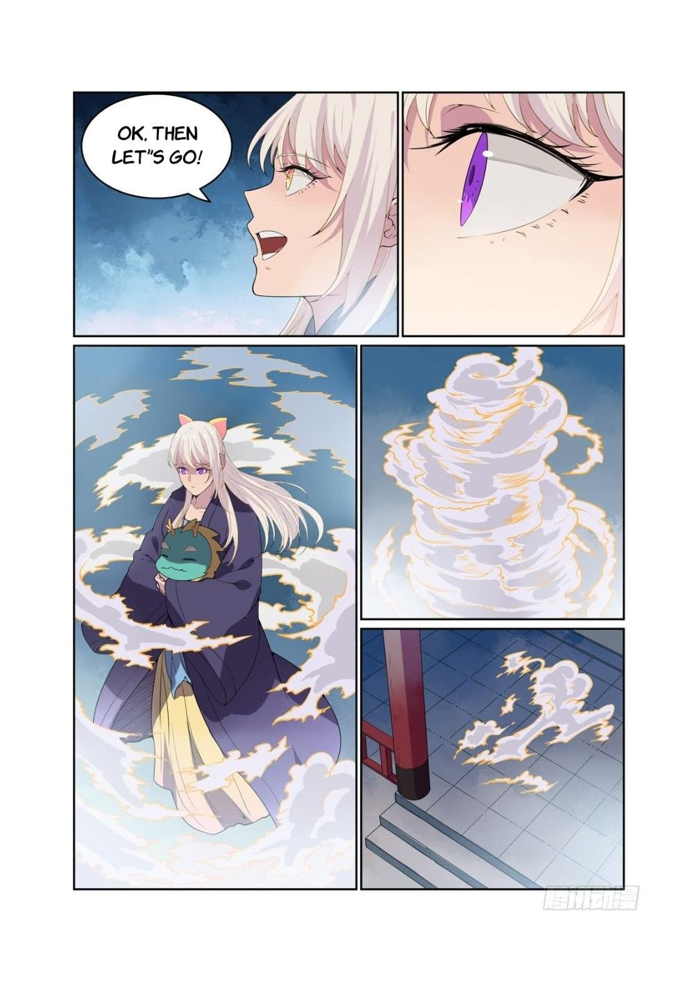 Manga Apotheosis - Chapter 478 Page 14