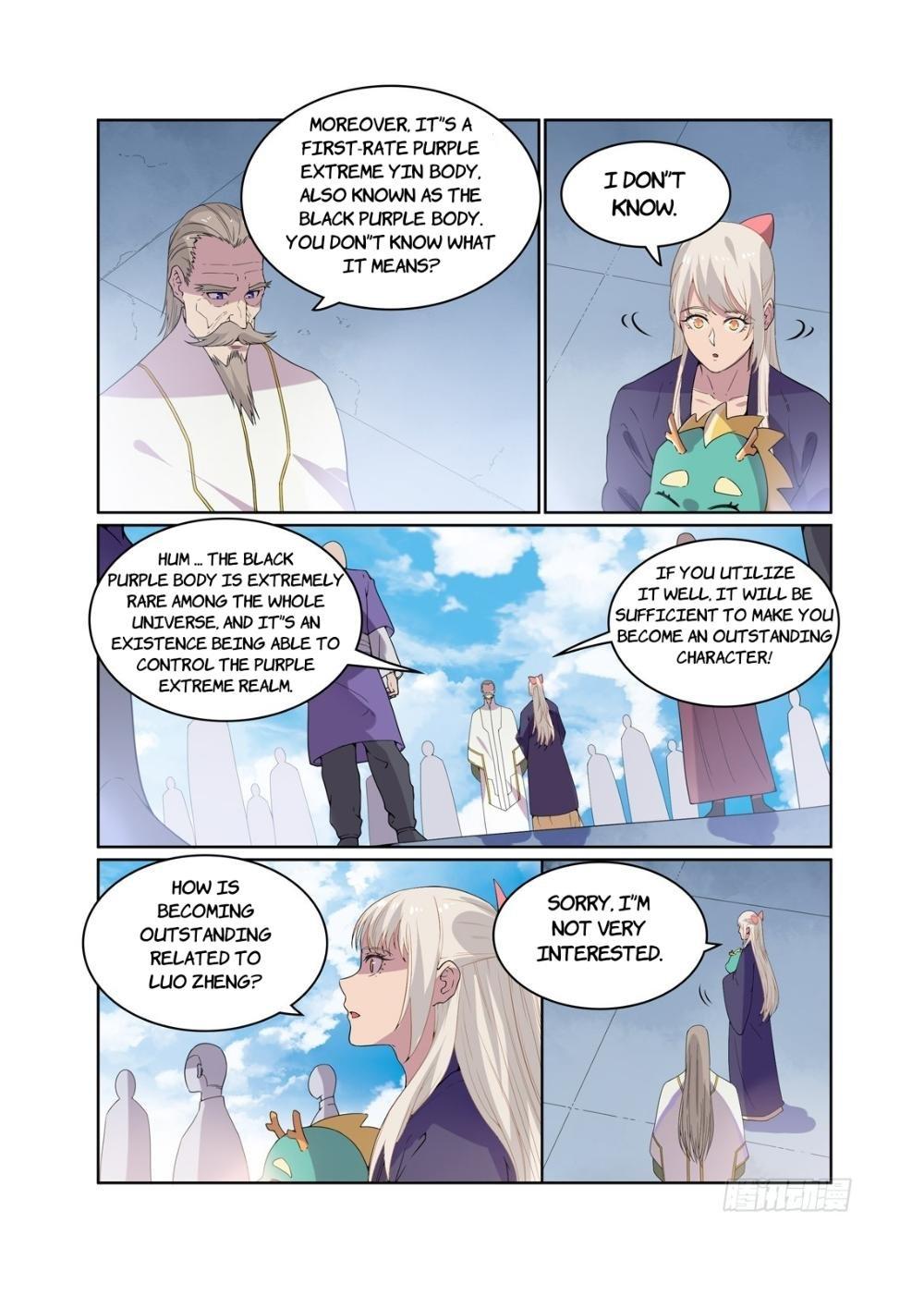 Manga Apotheosis - Chapter 478 Page 4