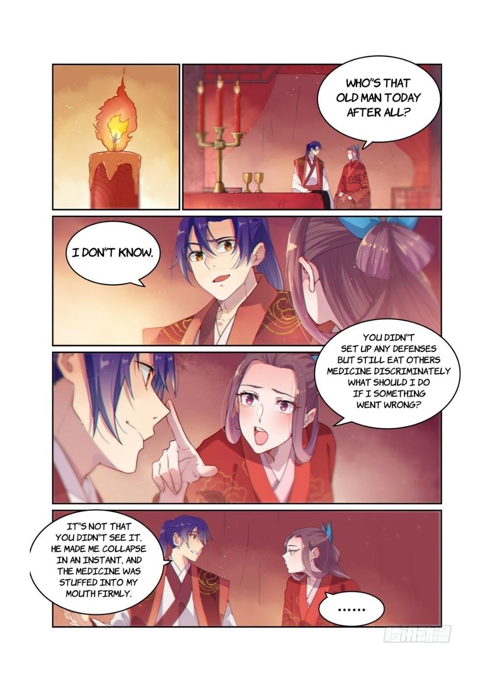Manga Apotheosis - Chapter 478 Page 10